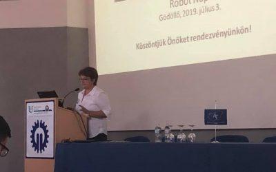 ISV Zrt. – Robot napi rendezvény – 2019. Július 03. – Gödöllő